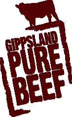 Gippsland Pure Beef logo