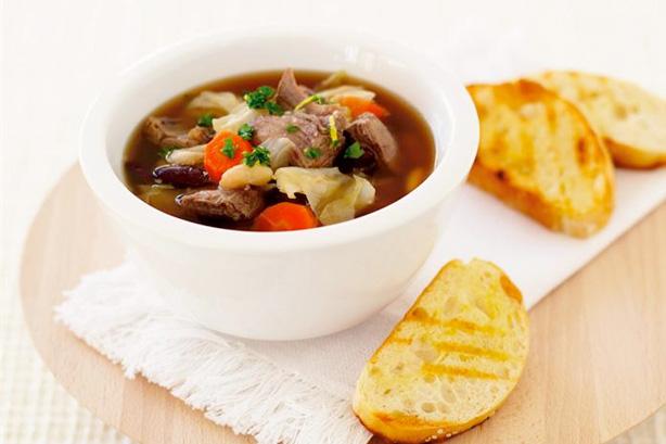 lamb-bean-soup