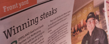 Winning Steaks Teaser