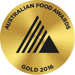 Australian Food Awards 2016 - Gold