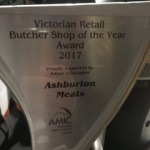Ashburton Meats Takes out Best Retail Butcher Shop in Victoria